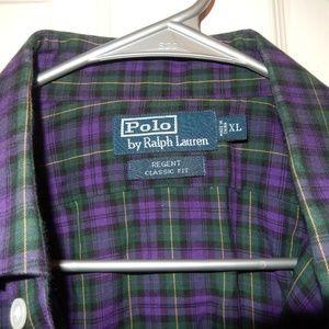 POLO Ralph Lauren Regent Dress Shirt Men's XL